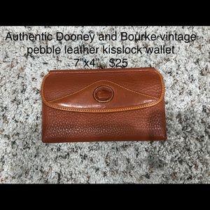 Handbags - Authentic Dooney & Bourke wallet